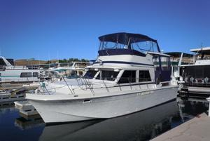 Used Uniflite Yacht Fisherman Motor Yacht For Sale