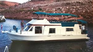 Used Uniflite 450 Yacht-home Motor Yacht For Sale