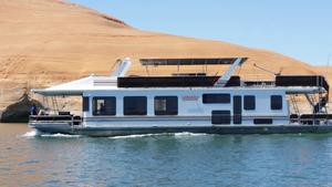 Used Sumerset 68 X 16 1/7 Multi-ownership House Boat For Sale