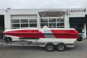 Used Vip Deckliner 215 Bowrider Boat For Sale