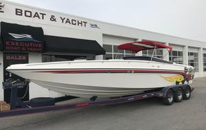 Used Checkmate Convincor 300 High Performance Boat For Sale