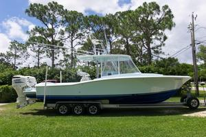 Used Rybovich RYBO Runner Center Console Fishing Boat For Sale