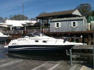 Used Ebbtide 2600 Mid-cabin Cruiser Express Cruiser Boat For Sale