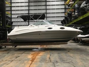 Used Sea Ray 240da Cruiser Boat For Sale