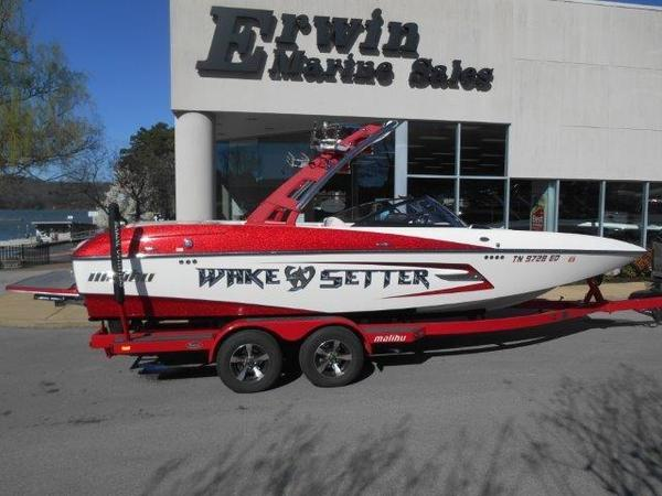Used Malibu Wakesetter 22 MXZ High Performance Boat For Sale
