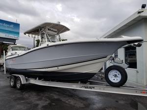 Used Triton 2690 CC Center Console Fishing Boat For Sale