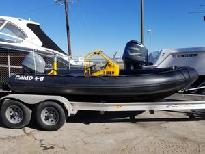 Used Naiad 4.8 Meter Tender Boat For Sale