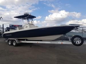 Used Blackwood 27 Center Console Fishing Boat For Sale
