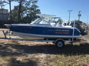 Used Sea Hunt Escape 188 LE Cruiser Boat For Sale