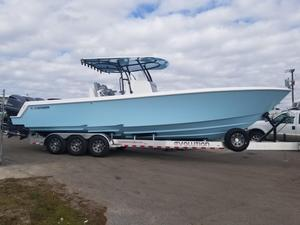 New Contender 35 ST Center Console Fishing Boat For Sale