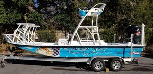 Used Shallow Sport 24 Sport Center Console Fishing Boat For Sale
