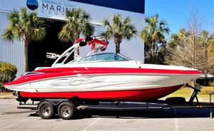 Used Crownline Eclipse E6 Bowrider Boat For Sale