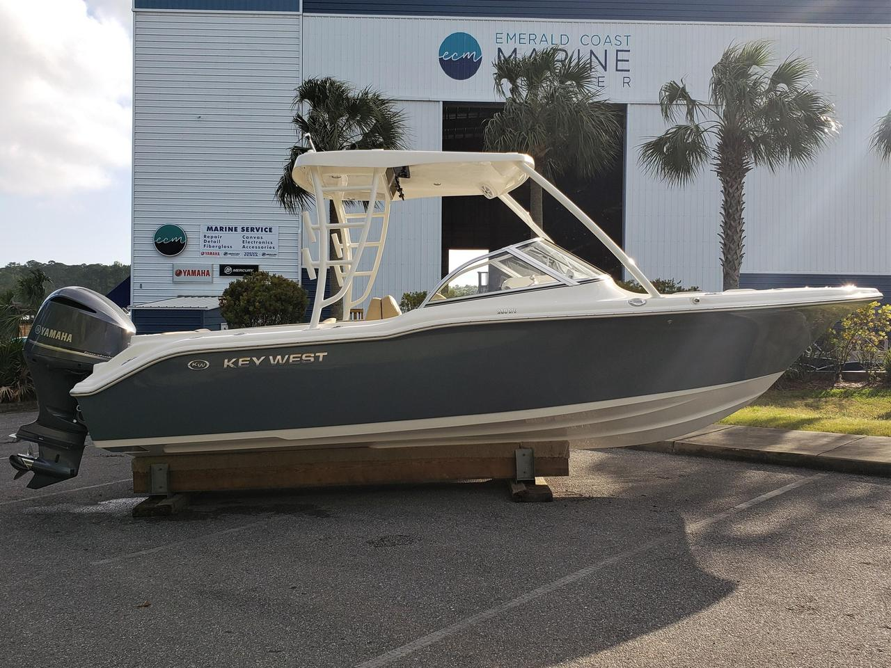 2018 New Key West 239 DFS Cruiser Boat For Sale - $65,312