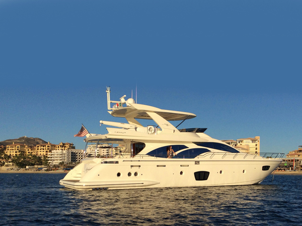 Used Azimut Flybridge Motor Yacht Motor Yacht For Sale