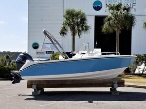 New Edgewater 170cc Commercial Boat For Sale