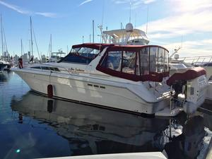 Used Sea Ray 420 Sundancer Express Cruiser Boat For Sale