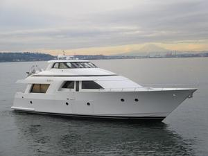 Used Northcoast Custom Trideck MY Motor Yacht For Sale