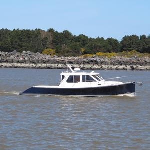 Used True North 38 Express Cruiser Boat For Sale