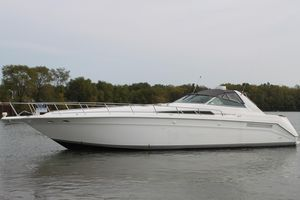 Used Sea Ray 480 Sundancer Express Cruiser Boat For Sale