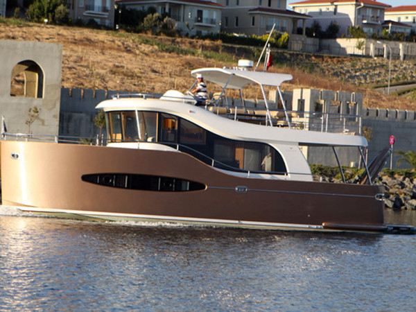 New Goose Yachts Trawler 43 Trawler Boat For Sale
