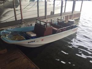 Used Boston Whaler Nauset Tender Boat For Sale