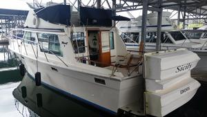 Used Tollycraft 34 Sedan Motor Yacht For Sale