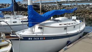 Used Hinterhoeller 26 Cruiser Sailboat For Sale
