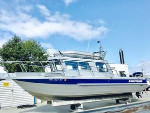 Used Jetcraft 2725 KF Kingfisher Motor Yacht For Sale