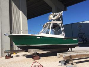 Used Topaz Sport Fishing Sports Fishing Boat For Sale