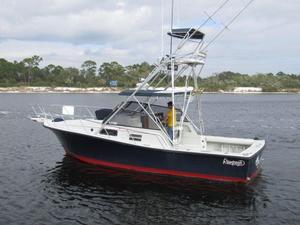 Used Rampage 31 Sportfisherman Sports Fishing Boat For Sale