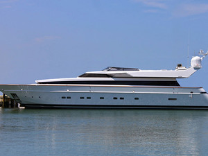 Used Cantieri Di Pisa Pilothouse Motor Yacht Motor Yacht For Sale