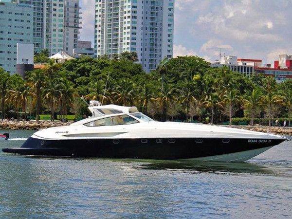 Used Cantieri Di Fiumicino 60 Cockpit Motoryacht Cruiser Boat For Sale