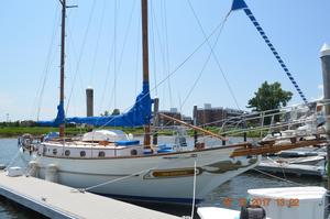 Used Ta Chiao CT 42 Mermaid Cruiser Sailboat For Sale