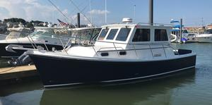 New Eastern 31 Casco Bay Downeast Fishing Boat For Sale