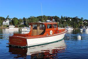 Used Bunker & Ellis 35 Downeast Fishing Boat For Sale
