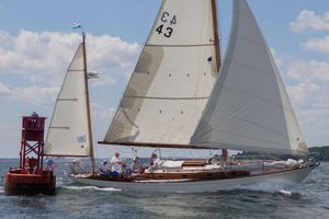 Used Concordia Fractional Rig Yawl Cruiser Sailboat For Sale