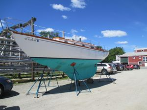 Used Chesapeake 32 Cruiser Sailboat For Sale
