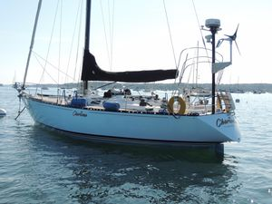 Used C&c Fiberglass Baltic Racer and Cruiser Sailboat For Sale