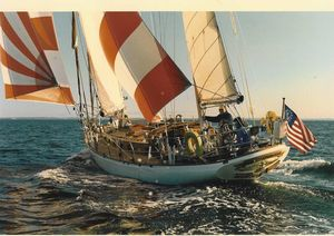 Used Cherubini 44 Cruiser Sailboat For Sale
