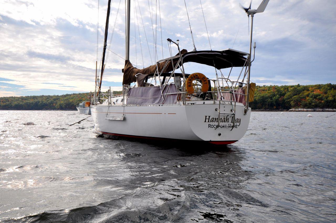 ... Used Tatoosh 42 Cruiser Sailboat For Sale ...