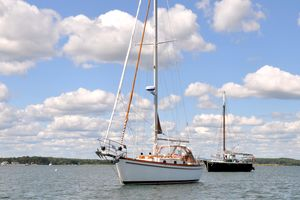 Used Shannon 28 Cruiser Sailboat For Sale