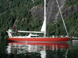 Used Baltic Custom 76 Cutter Cruiser Sailboat For Sale