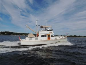 Used Jarvis Newman - Lyman Morse Downeast Fishing Boat For Sale