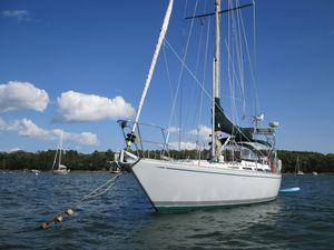 Used Montevideo 43 Aft Cabin Cruiser Sailboat For Sale