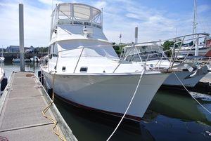 Used Cape Dory 36' Fly Bridge Sedan Flybridge Boat For Sale