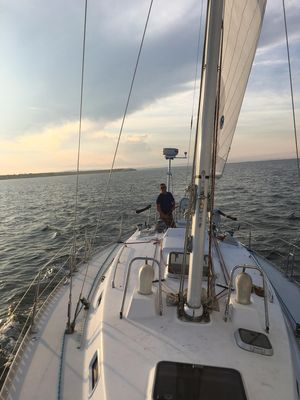 Used J-Boats J42 Racer and Cruiser Sailboat For Sale