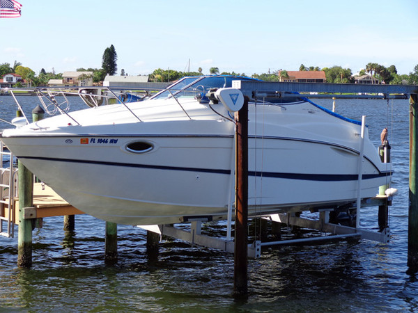 Used Maxum 2500 SE Cruiser Boat For Sale