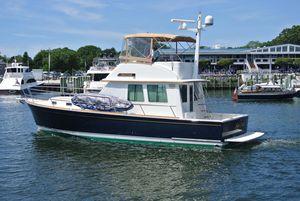 Used Sabre 42 Flybridge Sedan Downeast Fishing Boat For Sale
