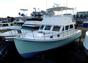 Used Wesmac 42 Downeast Fishing Boat For Sale
