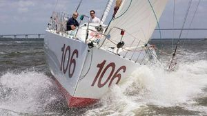 Used Class 40 Akilaria RC2 Racer and Cruiser Sailboat For Sale